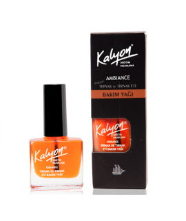 KALYON масло, уникальный природный уход за ногтями и кутикулой